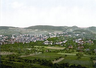 Bad Kissingen - Bad Kissingen in 1900