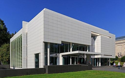 Museum Frieder Burda in Baden-Baden (UNESCO-Welterbe)