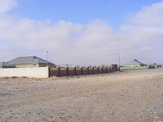 Badhan, Sanaag - Overview of a residential area in Badhan, Maakhir, Somalia
