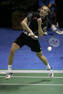 Peter Gade Badminton player