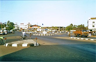 Chiplun - Bahadursheikh Naka in Chiplun