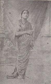 Bal Gandharva Indian Marathi singer and stage actor