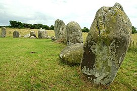 Ballynoe Stone Circle (2 of 4) - geograph.org.uk - 875278.jpg