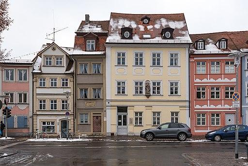 Bamberg, Schillerplatz 28, 26, 24, 22-20170103-001