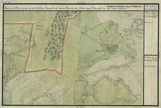 Banatsko Novo Selo - National Archives of Austria, Map of the Josephinian Land Survey (1769-1772)