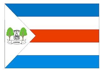 Carauari - Image: Bandeira carauari
