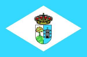 Valdemorillo - Image: Bandera de Valdemorillo