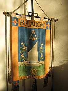 Banner used in processions at religious events at Belaugh St. Peter.jpg