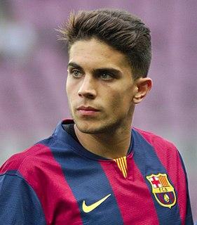Marc Bartra Spanish footballer
