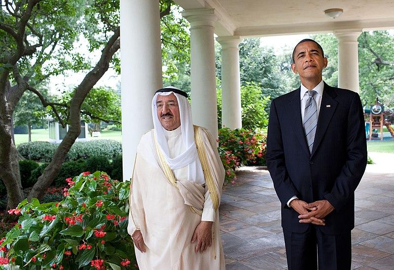 File:Barack Obama and Sheikh Sabah IV.jpg