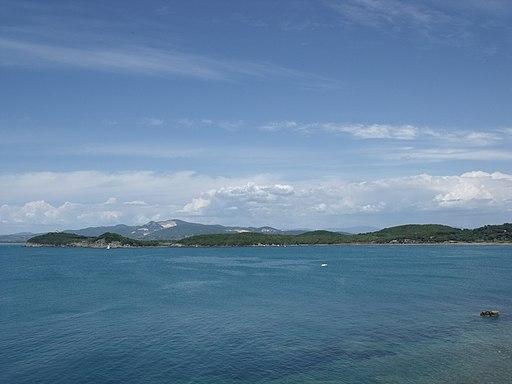 La Costa degli Etruschi, il golfo di Baratt