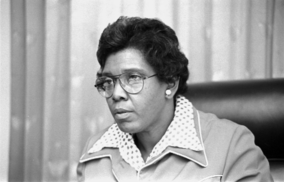 Barbara Jordan 1976-04-07