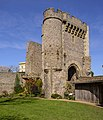 Barbican To Lewes Castle And Walls To South 2018 04.jpg