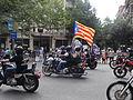 Barcelona Harley Days 2014 - desfilada a la Gran Via 01.JPG