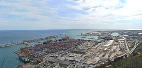 Image illustrative de l'article Port de Barcelone