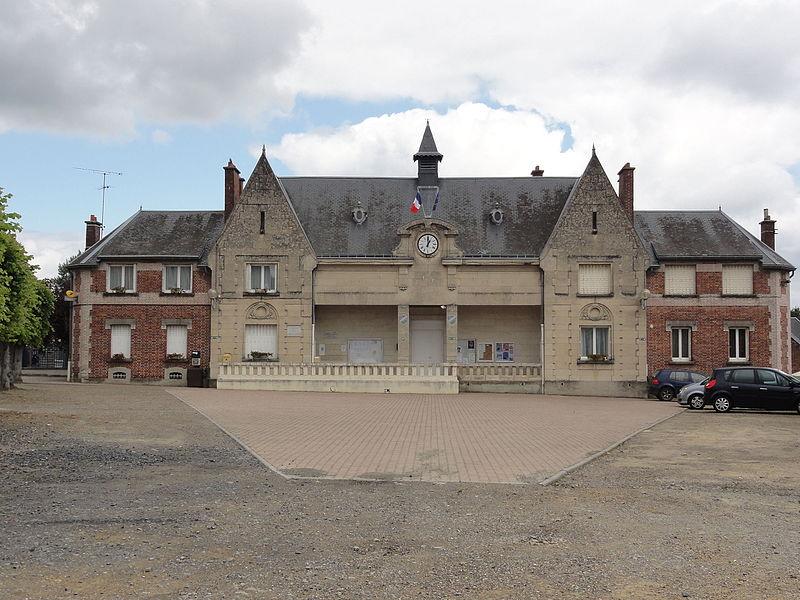 Barisis-aux-Bois (Aisne) mairie
