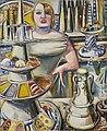 Barmaid by Paul Kleinschmidt, 1932.jpg