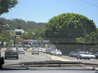 Barrenjoey Road - Image: Barrenjoey Road Avalon