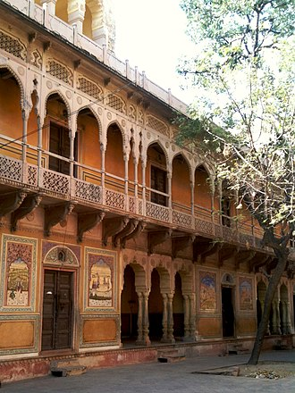 Mathura - Image: Barsana (6292408890)