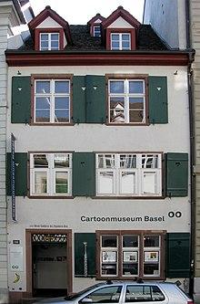 Cartoonmuseum basel