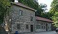 Baszta (The Tower) Villa, garage, 13b Jodlowa street, Przegorzaly, Krakow, Poland.jpg