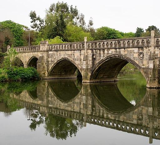Bathampton Toll Bridge the River Avon - panoramio
