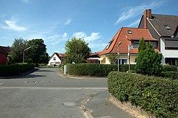 Belgarder Straße in Bremen