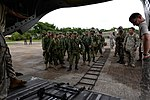 Belizean Security Forces, US Army conduct counter-drug operation 151026-F-WT432-001.jpg