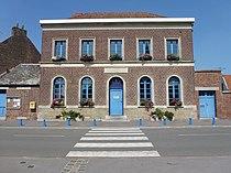 Bellaing (Nord, Fr) mairie.JPG