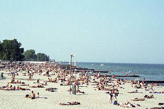 Bellevue Beach - Image: Bellevue Beach (Copenhagen)