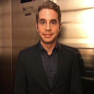 Ben Platt (actor) - Ben Platt in 2017