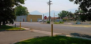 Benjamin, Utah CDP in Utah, United States