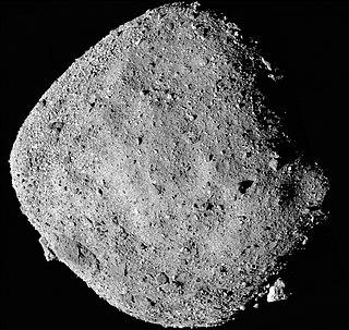 101955 Bennu asteroid