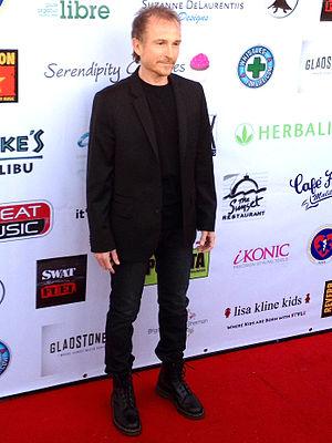 Benny Hester - Hester receiving 2013 Lifetime Achievement Award at Pepperdine University
