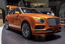 Image illustrative de l'article Bentley Bentayga