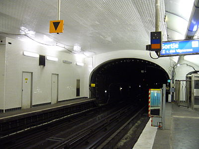 Bérault (metropolitana di Parigi)