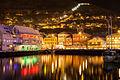 Bergen harbour at night.jpg