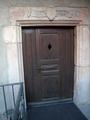 Bergheim linteau maison du Kotsen avec inscription hébraïque.png