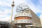 Berlin - Urania-Weltzeituhr (2).jpg