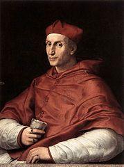 Portrait du cardinal Bibbiena