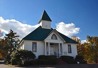 Bethel Springs Presbyterian Church - Bethel Springs Presbyterian Church in November 2013.
