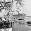 Bezoek Amerikaanse Marine Transport Rotterdam, Bestanddeelnr 913-7138.jpg