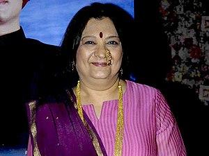 Bharati Achrekar - Image: Bharti Achrekar