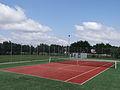 Biłgoraj - kort tenisowy Biały Orlik-3.JPG