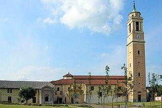 Biandrate - Parish church.