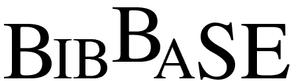 BibBase - Image: Bib Base logo