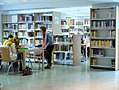"""Biblioteca Pública """"Jovellanos"""" (Gijón) -- Sala de ciencias sociales.JPG"""
