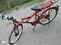 Bicycle & village road.jpg