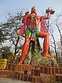 Biggest statue of Hanuman.JPG