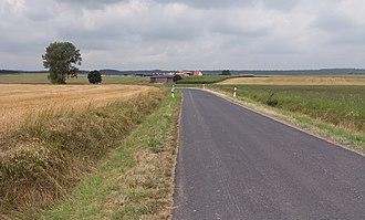 Sugenheim - Image: Bij Sugenheim, wegpanorama IMG 2172 2016 08 06 12.01